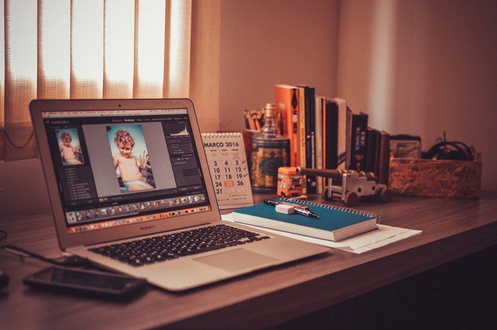 notebook, mac, imac