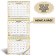 3-Month Wall Calendar 2021, Move-a-Page, Vertical Style