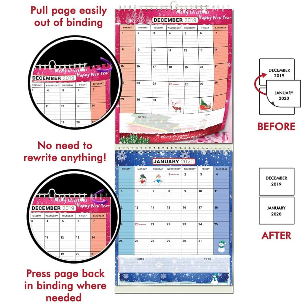 move-a-page calendar