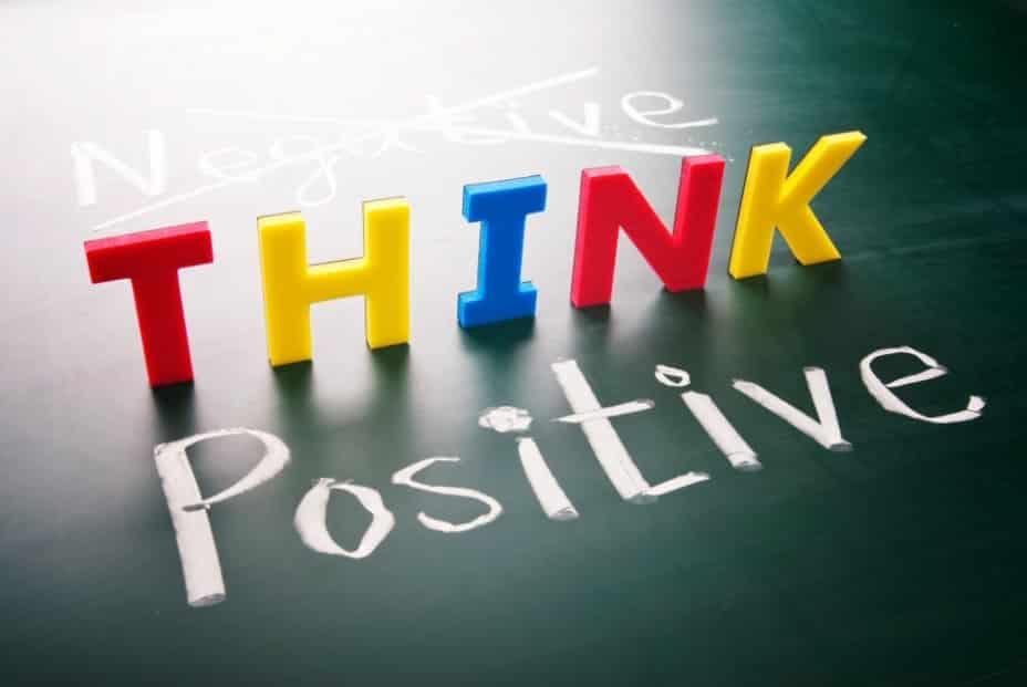 think positive motivation
